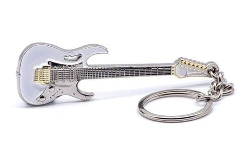 Ibanez JEM 7 Model Guitar Keyring by Gifticuffs