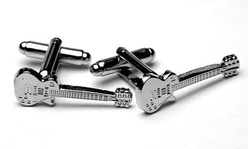 Les Paul Guitar Cufflinks by Gifticuffs