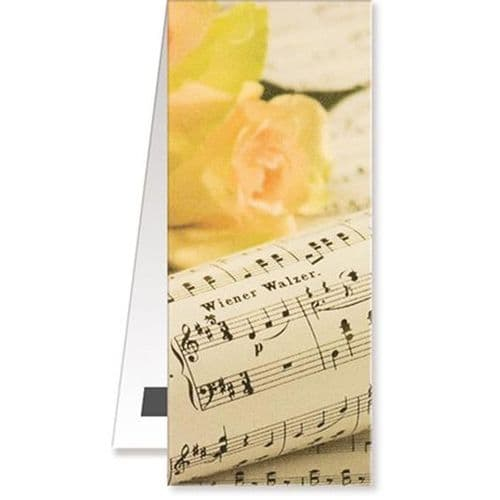 Magnetic Bookmark - Tempo de Waltz by VW
