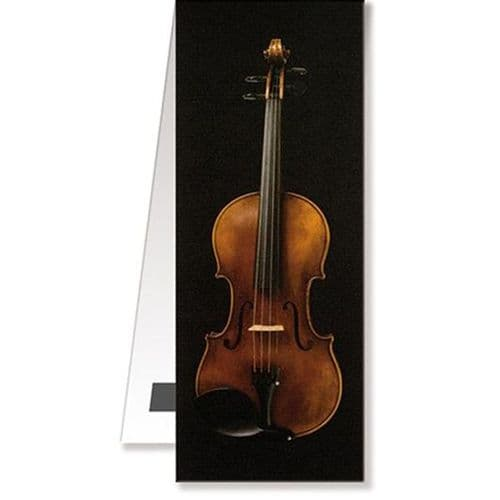 Magnetic Bookmark - Violin by VW