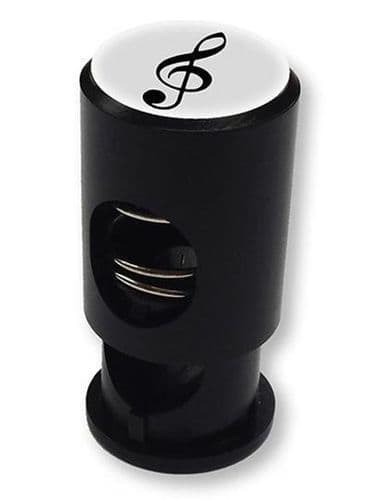 Magnetic Pencil Clip - Treble Clef by VG
