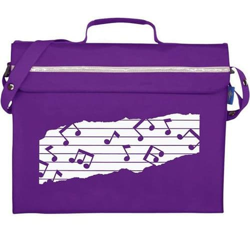 Mapac Primo Music Bag in a Variety of Colours