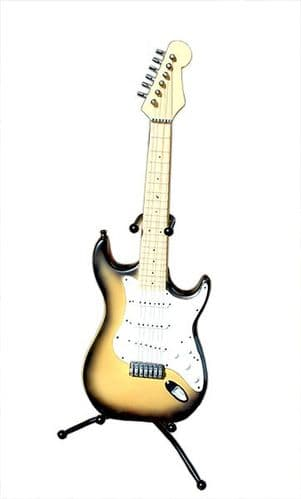 Money Box - Tobacco Burst Electric Guitar by Hot House
