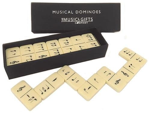 Music Dominoes by MGC