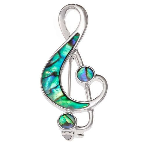 Musical Brooches