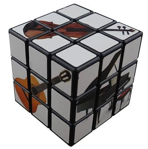 Musical Instrument Rubik's Cube by VW