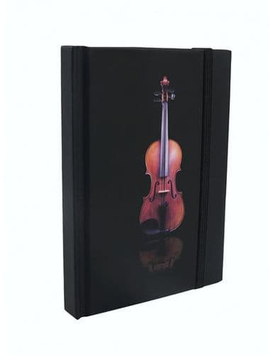 Notebook - A6 Violin by AGR