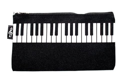Pencil Case - Piano Keyboard by HL