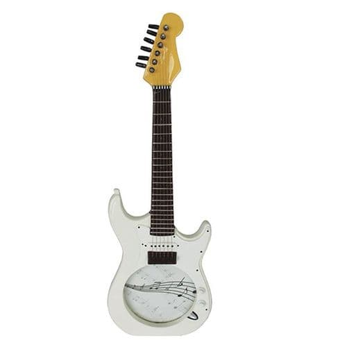 Photo Frame - White Electric Guitar