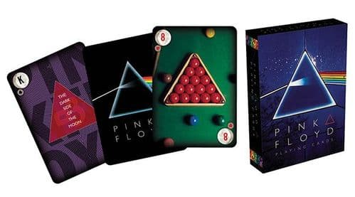 Pink Floyd The Dark Side of the Moon Playing Cards