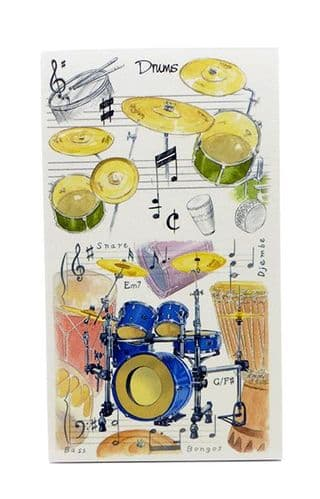 Pocket Pads - Drum Kit by Little Snoring