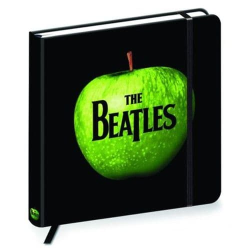 The Beatles Apple Logo 176mm Sq Notebook