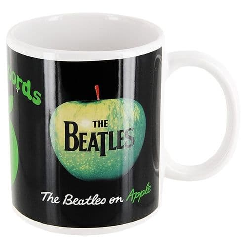 The Beatles Apple Logo Mug