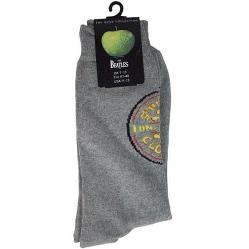 The Beatles Sgt.Peppers Men's Socks in Grey