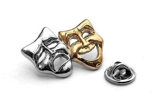 Theatre Lapel Badge by Gifticuffs