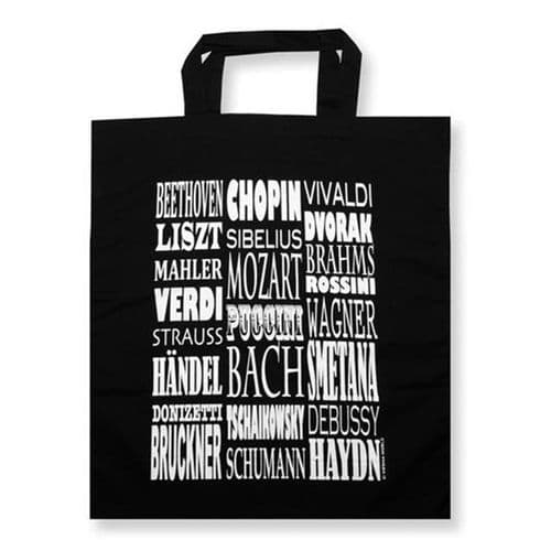 Tote Bag - Composers by VG