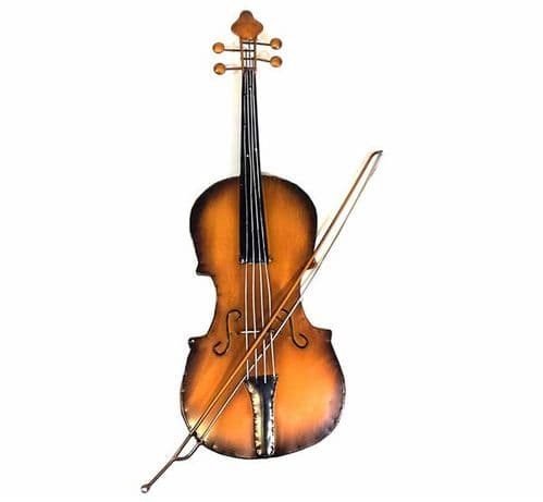 Violin Wall Art by SKStyle