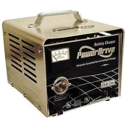 Club Car, 48v Battery Charger, EXPORT   (OEM)