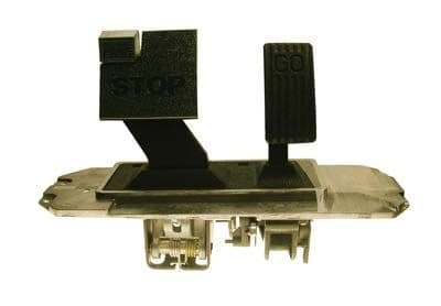 Club Car, Accelerator, Pedal Assembly