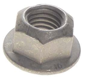 Club Car, M12 lock nut/washer conical