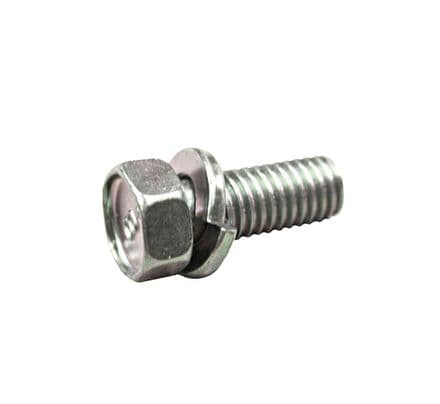 EZGO, 8 x 1.25 x 18mm Bolt & Washer (OEM)