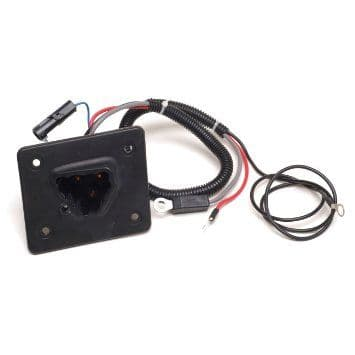EZGO, Charger Receptacle, RXV