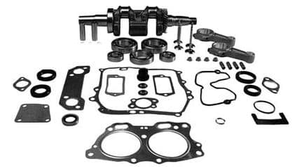 EZGO, Engine rebuilt kit, 295cc