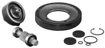 EZGO, Gear Set with Input Shaft Kit (14.76 to 1) (OEM)