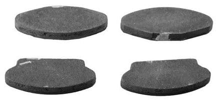 EZGO, Hydraulic Disc Brake Pad Kit (4/pkg) (OEM)