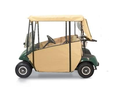 EZGO, Over The Top Enclosures for 2-Passenger TXT & Medalist (OEM)