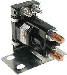 EZGO, Solenoid 36v, 4 terminal #120 series tower style with silver contacts