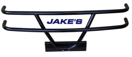 Jake's brush guard (Black) for Club Car 81-up DS