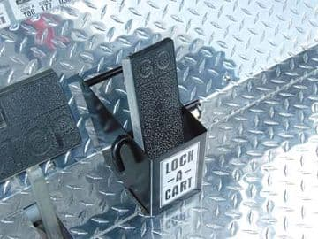 Lock-a-Cart - Club Car DS & Yamaha G14/G22 Pedal Lock