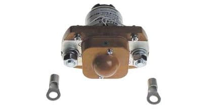Yamaha, Solenoid 48v, 4 terminal with silver oxide contacts 400 amp
