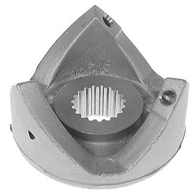 Yamaha, Spring seat for driven clutch, G2-G9
