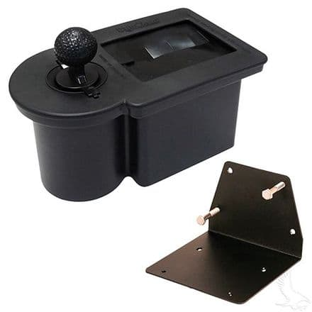 Ball Washer Black, with Bracket for Yamaha Drive