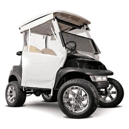 Club Car, 3-sided Straight Back, Over the Top. (DS 2000-06)
