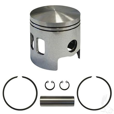 EZGO, Piston and Ring Assembly, 3PG