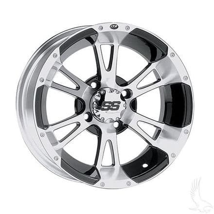 ITP SS112, Machined w/ Center Cap, 12x7
