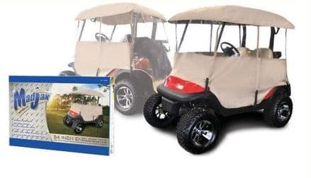 """Universal Enclosure for Carts with 54"""" top (2 seater)"""