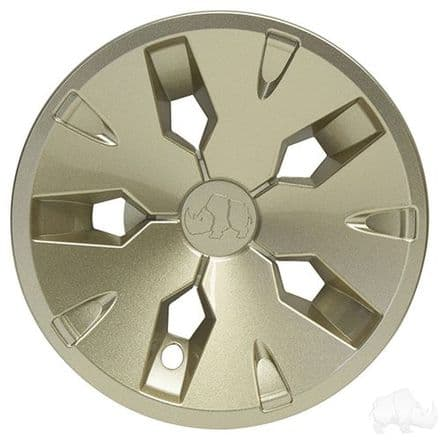 """Wheel Cover, 8"""" Driver 2 Sand"""