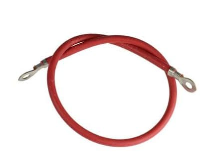 Wire Assembly 6 red 590mm