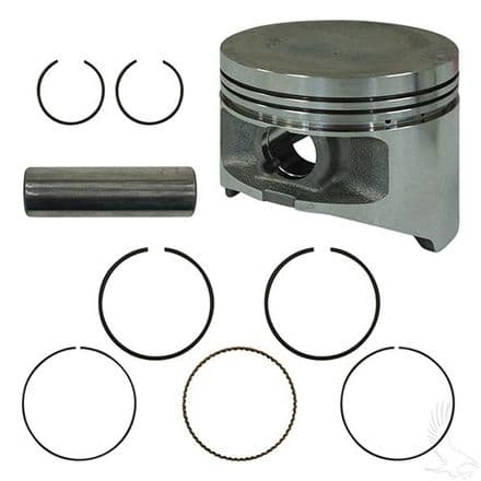 Yamaha, Piston & Ring Set, G22 - G29 03+