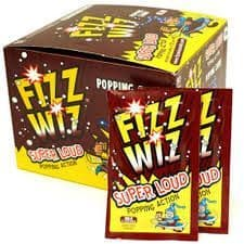 50 Fizz Wiz Cola flavour Popping Candy Party Sweets Wholesale