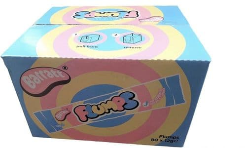 50 Flump Fluffy Mallow Twist Party Bag Sweets Fillers 1 Box of 50 Wholesale