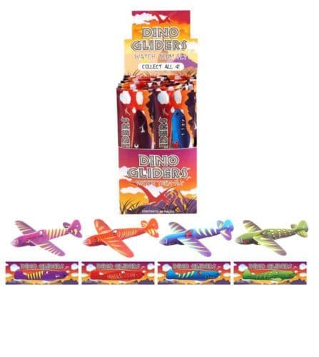 Dinosaur Glider Party Bag Toys