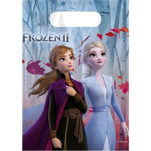 Disney Frozen 2 Party Bag Loot Bag