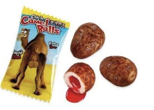 Fini Camel Balls Novelty Bubblegum Sweet