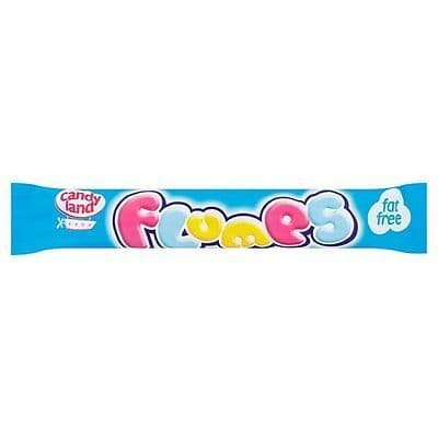 Flump Fluffy Mallow Twist Party Bag Sweets Fillers