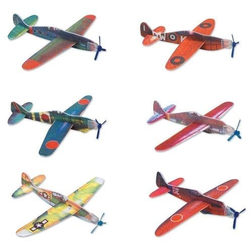 Flying Glider Party Bag Fillers Toys